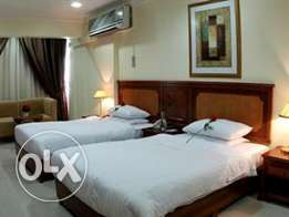 Master rooms in hotel