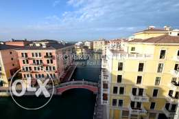 3 Bedroom semi furnished with stunning Canal view