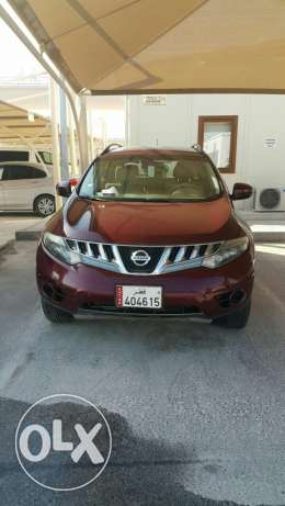 Nissan murano perfect condition