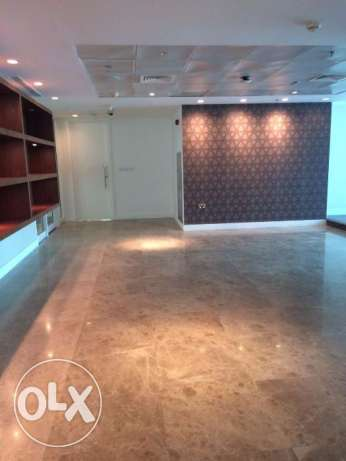 Unfurnished, 160sqm Coffe Shop inside Business Center Office - WestBay