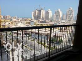 For rent one bedroom apartment FF in the pearl ( One month free )