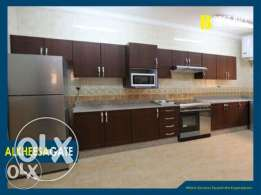 Semi Furnished 6-MASTERROOMS Villa in AL Kheesa