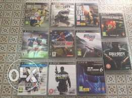Selling PS3 games for a bargain for a limited amount of time !!!
