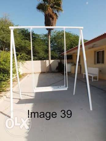 Strong Swing For your Garden! At an Amazing Price!! الوكرة -  1