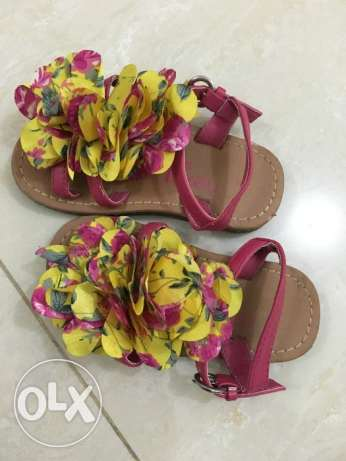 New beautiful girls sandals from next