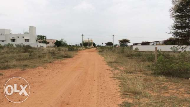 DTCP Approved Plot-Located in Trichy – Highway With Bank Loan السوق -  1