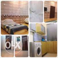 Fully independent studio villa available - near safari mall Abu Hamour