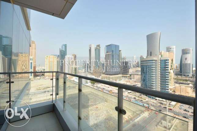 Neatly Furnished 3 Bedroom with City views