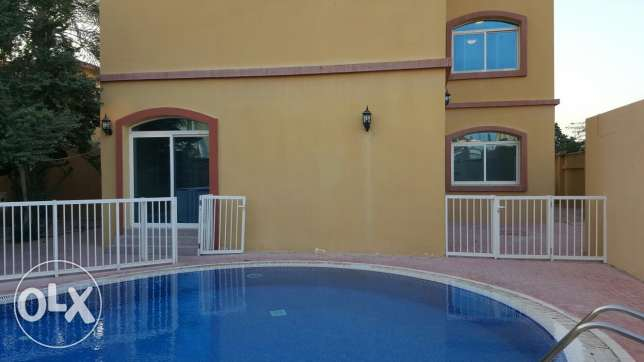 Villa for rent in ABOU HAMOUR with private swimming pool