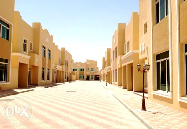 u/f 6 bedroom duplex compound villa at al kheesa