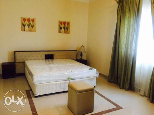 Brand new 2 bed room FF Apartment in alsaad