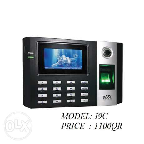 Brand New Access Control System and Time & Attendance System