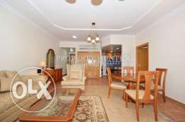 Furnished 1 bedroom in serene location