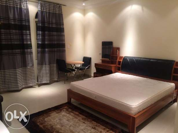 fully furnished master bedroom for rent