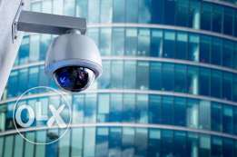 CCTV installation & programming cameras/Electrical light installation