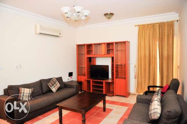 Fully-Furnished 2-Bedroom Flat At -[Bin Mahmoud]-