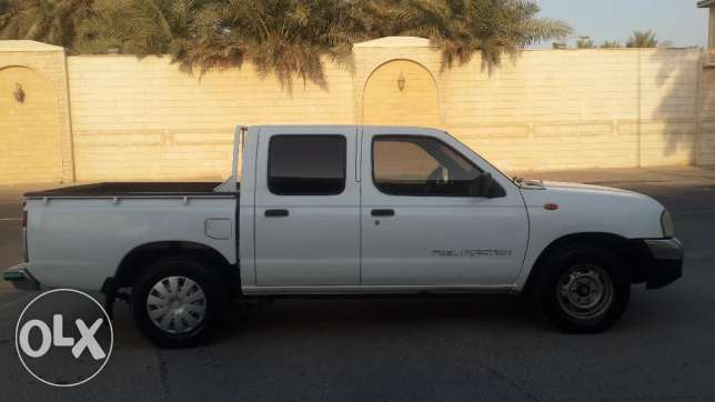 "2007 Model Nissan Pickup "" Super Condition "" الدوحة الجديدة -  1"