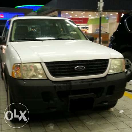 Ford explorer 2004 4x4 law millage