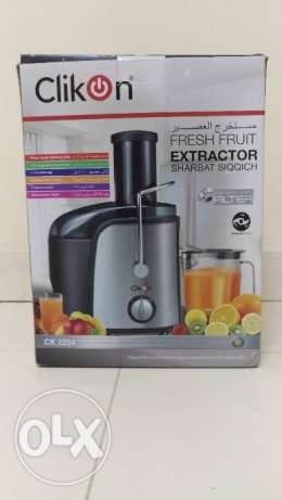 Clickon Juicer/Extractor