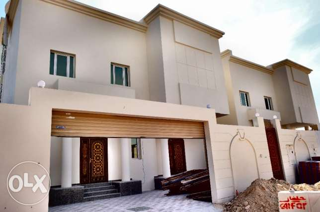 Semi Commercial Villa in Ain khaled