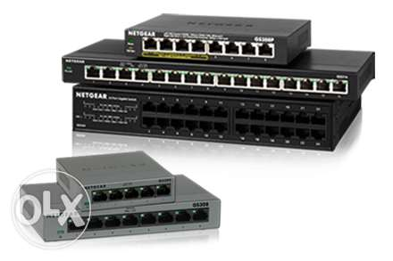 Network Switches – Stock Clearance Prices