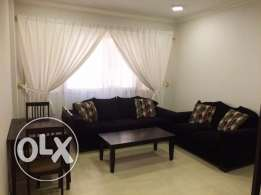 2-Bedroom Fully-Furnished Flat in Al Sadd - {Near Millennium Hotel}
