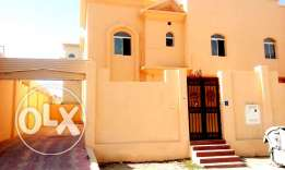 for bachelors.unfurnished 7 bedroom stand alone villa in umm salal ali