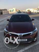 Toyota Avalon Limited 2013 Model ( Full Option )