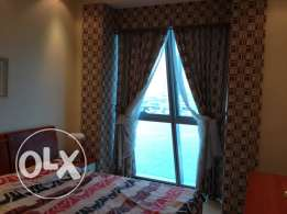 2 BHK F/F Apartment in Zigzag Tower 4 Rent