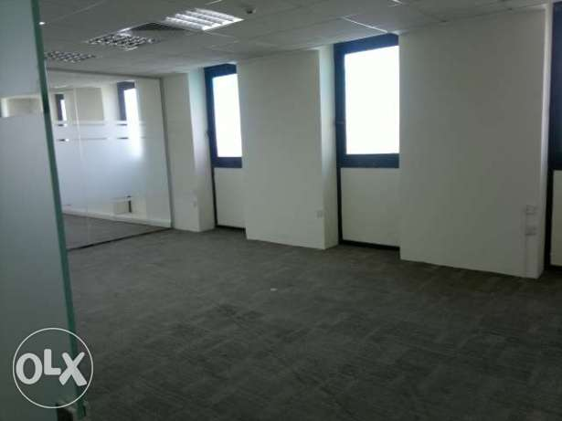 office available in old salatha near sama signal راس أبو عبود -  1