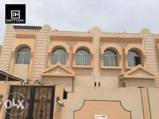 Semi Furnished 1 BHK with A/C at Al Thumama at very cheap price