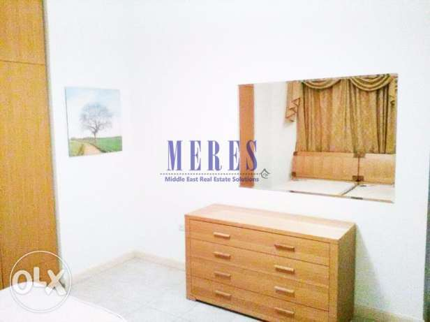 Fully Furnished 2 Bedroom in Najma for Rent