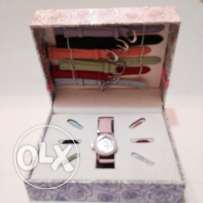 New Colorful Watch in a Box never been used for Sale for only 35QR