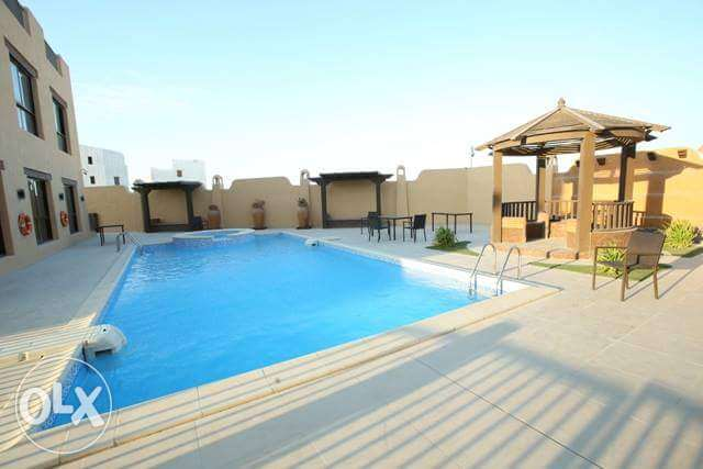 Laxury compound apartment al gharaffa