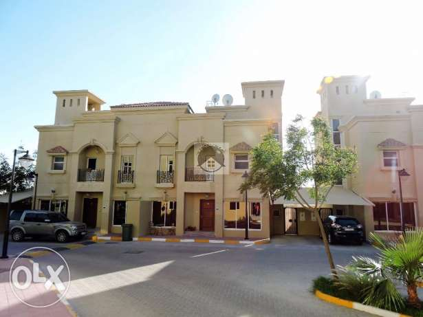 Gorgeous 4- Bedoom Compound Villas for Rent in Ain Khalid