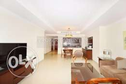 Spacious 1 Bedroom Fully Furnished