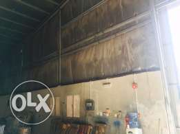 Garge for rent industrial area
