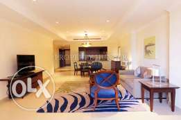 Lofty one bedroom fully furnished apartment