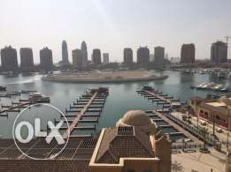 Lustrous 2 BedR Apart+ maids room in Porto Arabia is For Sale