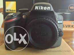 Nikon D3200 body only - Perfect condition