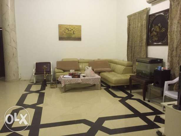 Superb 2 BHK for family in AIN KHALID !
