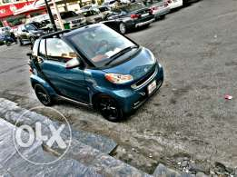 Smart fortwo convertible