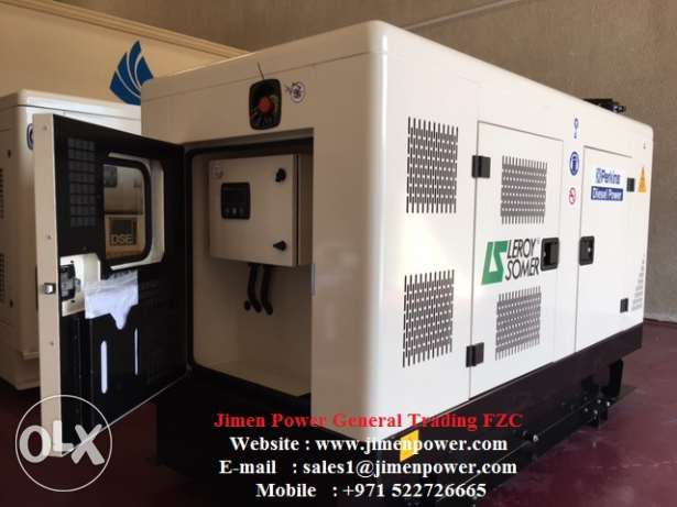 Perkins Diesel Generators & Spare Parts 32.95 kva