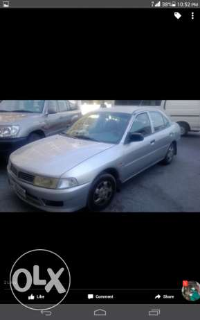 Car for Sale Mitsubishi lancer 99