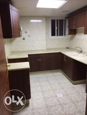Semi furnished 3 bhk flat in al Sadd