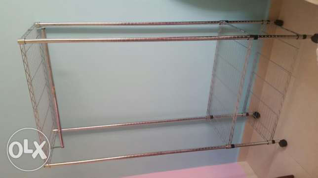 Clothes Stand - Easy to Assemble and Disassemble