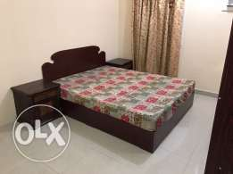 fully furnished 1 bed room hall at abuhamur near daralsalam mall