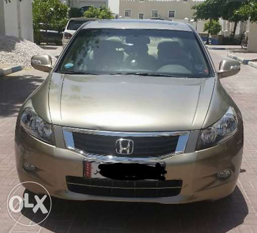 Honda Accord 2008 Full Option
