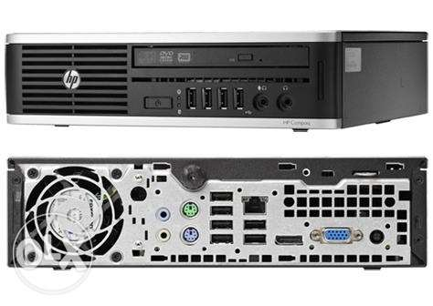 HP EliteDesk 8200 Core-i7 ULTRA-SLIM PC (2.5kg Only)