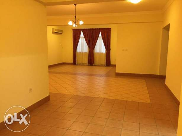 Unfurnished 3-BR Clean, Beautiful Apartment in AL Sadd